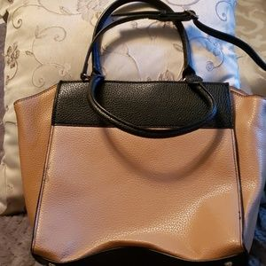 Nine West Bags - Medium to larger Tote Snake askin Embossing two to